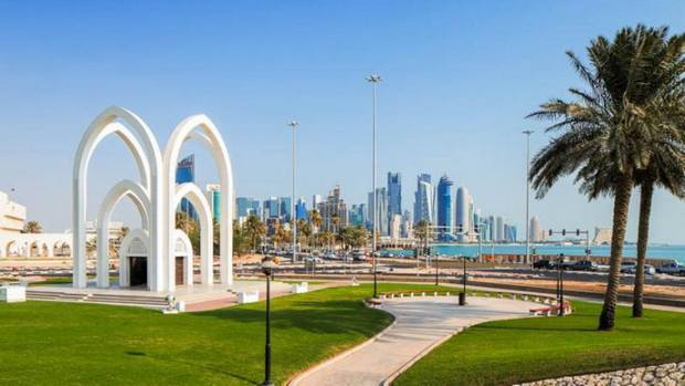 حديقة البدع الدوحة قطر