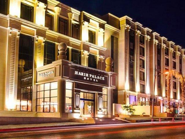 فندق حرير بالاس من اجمل فنادق اربع نجوم عمان