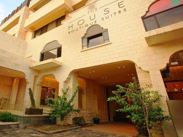 فنادق عمان الاردن 5 نجوم