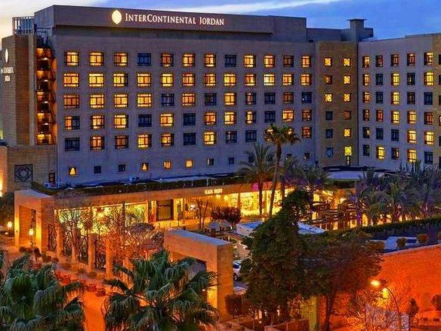 فنادق الاردن عمان خمس نجوم