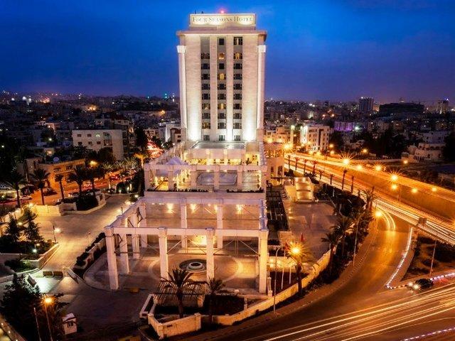 فنادق عمان خمس نجوم