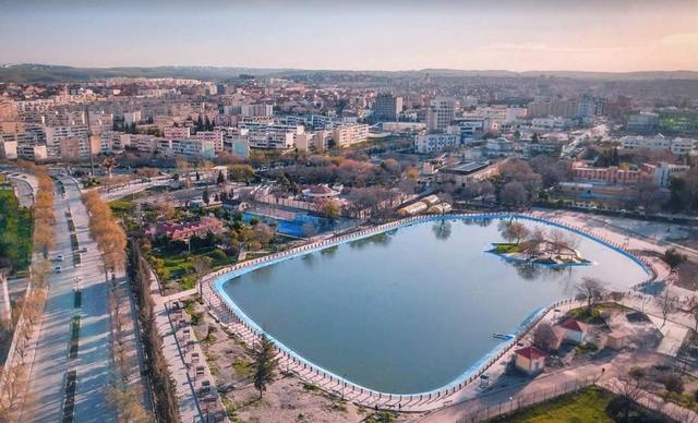 مدينة سطيف الجزائر