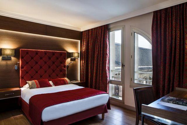 افضل فنادق باريس القريبه من الشانزليزيه