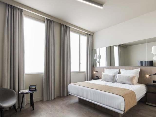 الإقامة المريحة متوفرة في جميع فروع بست ويسترن باريس