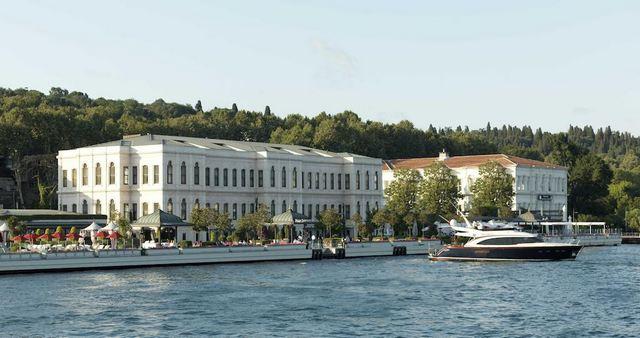 فنادق اسطنبول البسفور