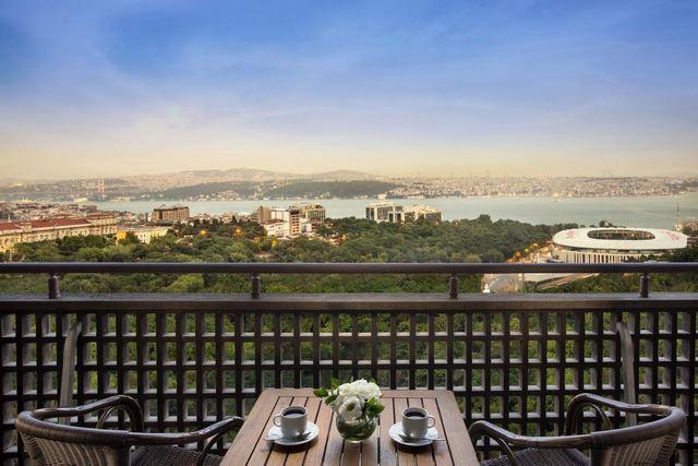 افضل فنادق اسطنبول على البسفور