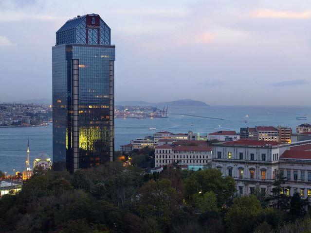 فنادق في اسطنبول على البسفور