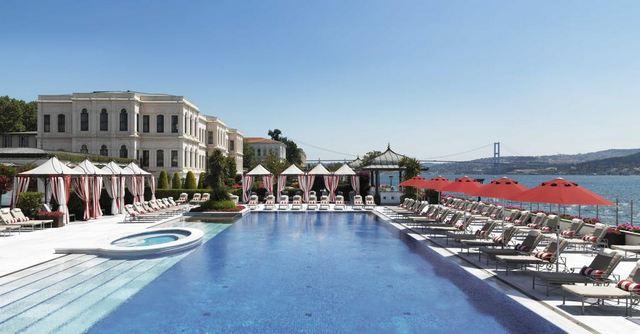 فنادق مطله على جسر البسفور اسطنبول