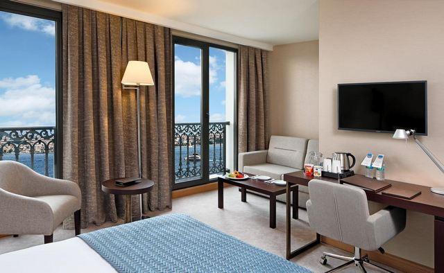 افضل فنادق اسطنبول البسفور