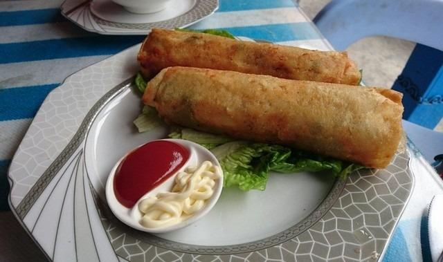 مطاعم شفشاون المغرب