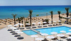 معلومات عن فندق عمر الخيام الحمامات تونس