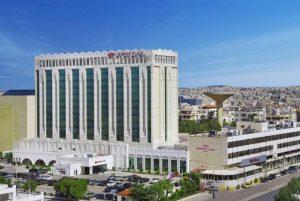 فندق كراون بلازا عمان