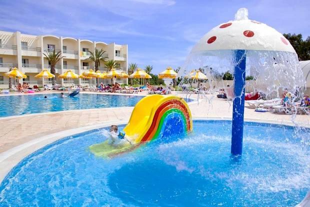 فندق دار الخيام الحمامات تونس