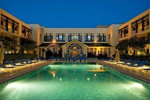 فندق ديار المدينة الحمامات تونس