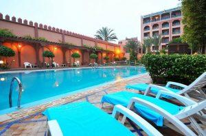 فندق ديوان مراكش