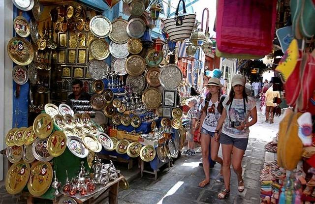 سوق البركة تونس العاصمة