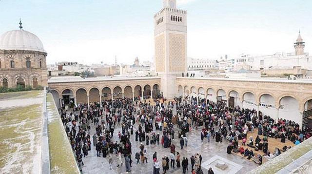 جامع الزيتونة بتونس