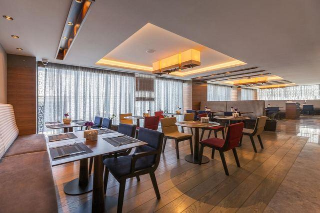 فندق جولدن توليب اسطنبول بيرم باشا