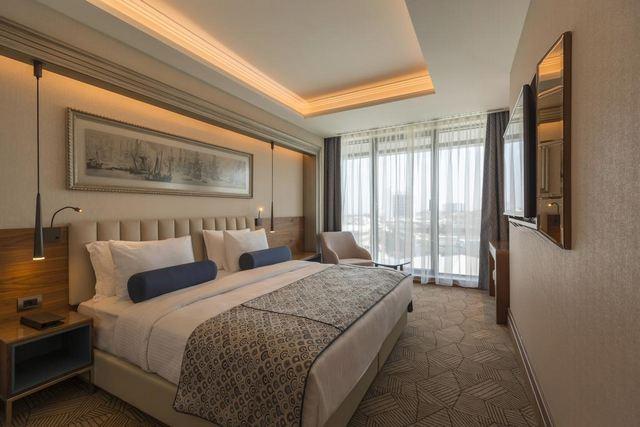 فندق جولدن توليب بيرم باشا اسطنبول