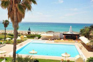 فندق الفل الحمامات في تونس