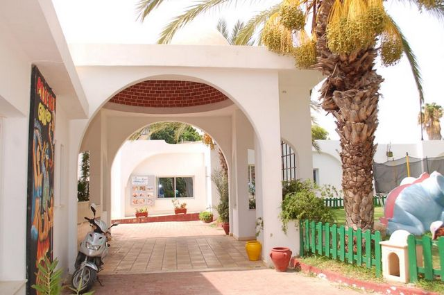 فندق نسرين الحمامات تونس