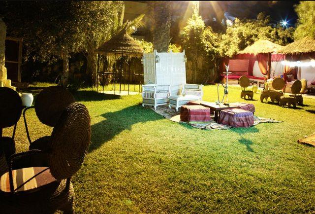 غرف فندق نسرين الحمامات تونس