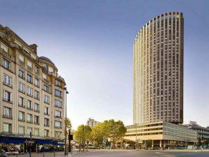 سلسلة فنادق حياة ريجنسي باريس