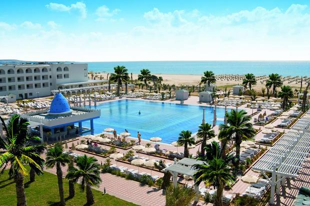 فندق ماركو بولو الحمامات تونس