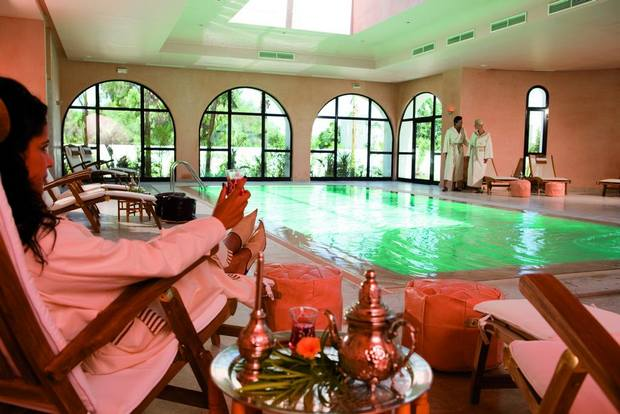 فندق ماركو بولو الحمامات