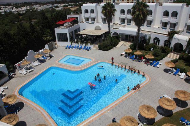 فندق المنارة الحمامات تونس