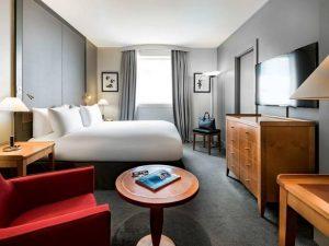 جميع الأمور المتعلقة بحجز فندق بولمان باريس لاديفانس في تقريرنا