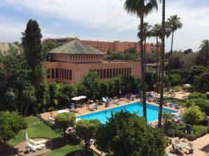فندق شمس مراكش
