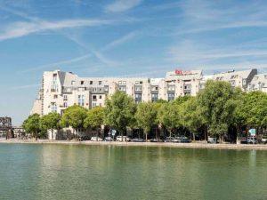 سلسلة فندق ايبيس باريس