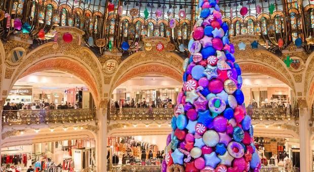 إطلالات رائعة في إنتركونتيننتال باريس لو غران