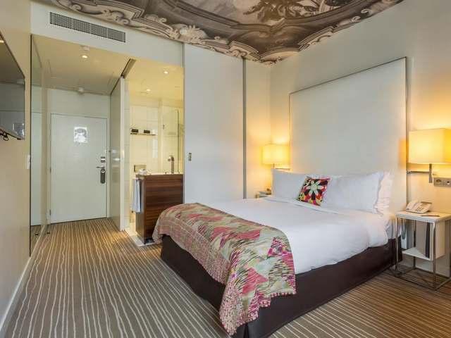فروع سلسلة فندق انتركونتيننتال باريس