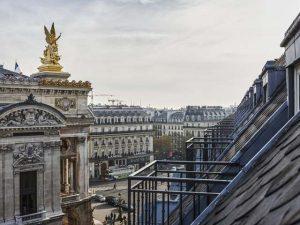 تقرير يجمع فروع سلسلة فندق انتركونتيننتال باريس