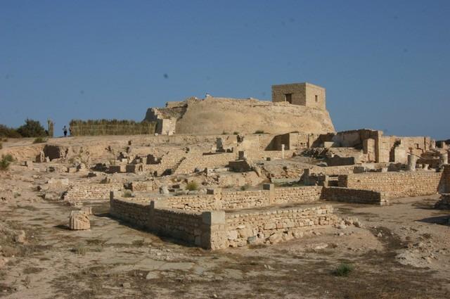 جزيرة قرقنة في مدينة صفاقس