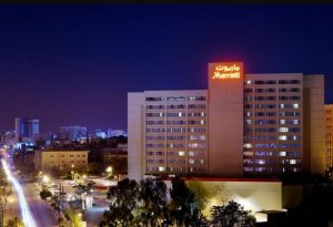 فندق ماريوت عمان في الاردن