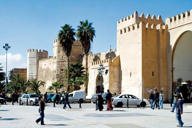 باب الجبلي صفاقس تونس