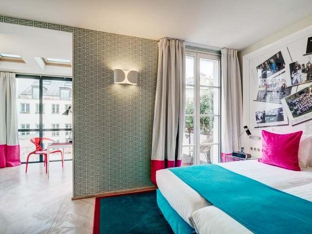اشهر فنادق في باريس 4 نجوم