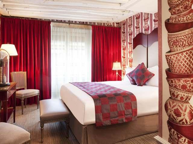 اهم فنادق في باريس 4 نجوم