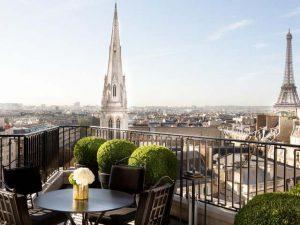 فنادق خمس نجوم في باريس