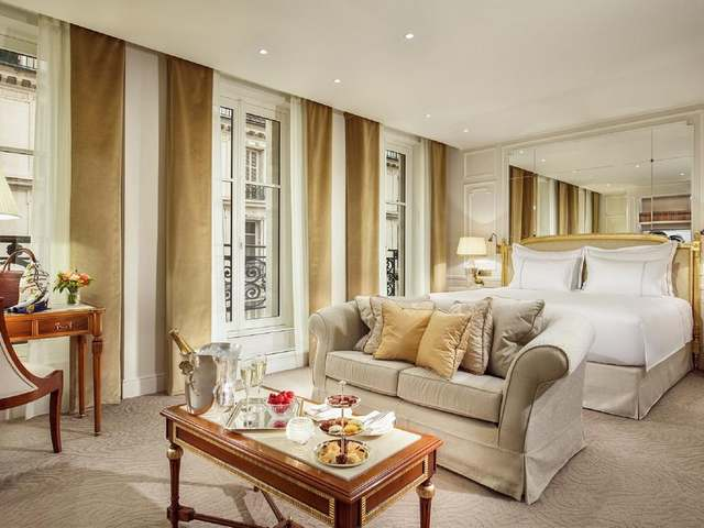 افضل فنادق خمس نجوم باريس