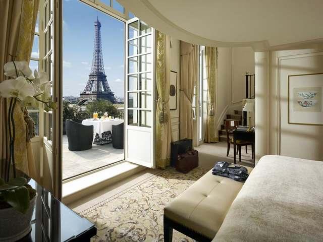 افضل فنادق باريس 5 نجوم