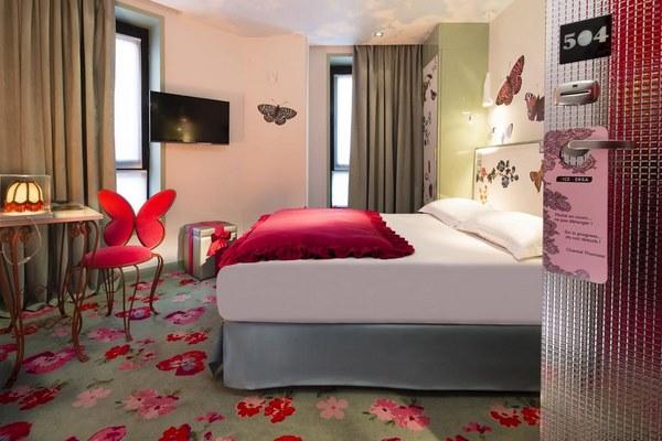 افضل الفنادق في باريس لشهر العسل