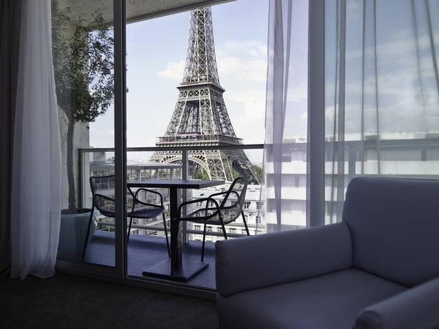 افضل فنادق باريس برج ايفل - افخم فنادق باريس