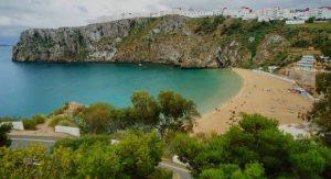 شاطئ كيمادو في الحسيمة