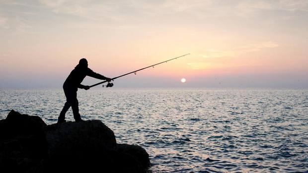 شاطئ الحسيمة صيد