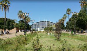 اين تقع حديقة وهران