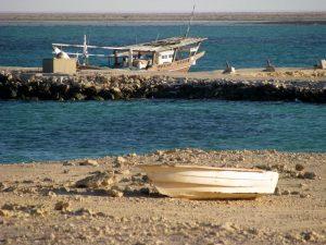 جزر قطر